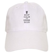 Keep Calm and Drink Beer Hat