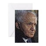 David Ben-Gurion Greeting Cards (Pk of 10)