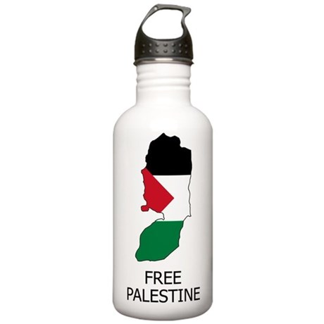 Free Palestine Stainless Water Bottle 1.0L