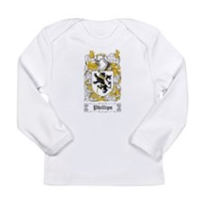 Phillips Long Sleeve Infant T-Shirt