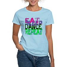 Eat Sleep Dance Repeat T-Shirt