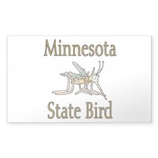 Minnesota State Bird Decal