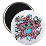 "Worlds Best Secretary 2.25"" Magnet (10 pack)"