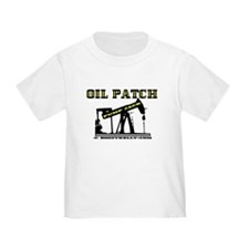 Oil Patch Pump Jack T