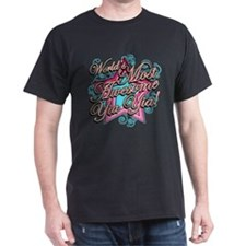 Worlds Best Yia Yia T-Shirt