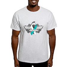 Cervical Cancer Survivor T-Shirt