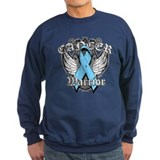 Prostate Cancer Warrior Sweatshirt