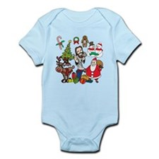 All about Jesus! Infant Bodysuit