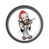 Christmas Jesus Wall Clock