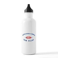 Team Hillary Water Bottle