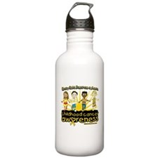Childhood Cancer Every Child Water Bottle
