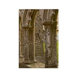Bective Abbey, Co. Meath - Rectangle Magnet