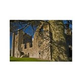 Bective Abbey - Rectangle Magnet