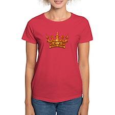 Gold Leaf Crown Tee