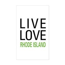 Live Love Rhode Island Decal