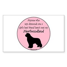 Girls Best Friend Decal