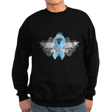Tattoo Prostate Cancer Sweatshirt (dark)