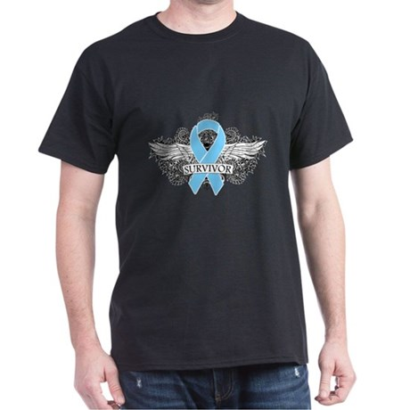 Tattoo Prostate Cancer Dark T-Shirt