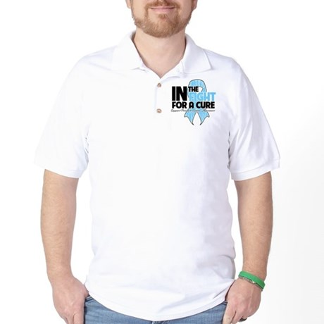 In The Fight Prostate Cancer Golf Shirt