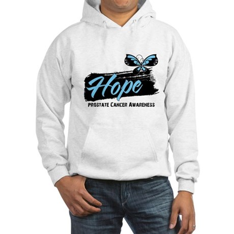 Hope - Prostate Cancer Hooded Sweatshirt