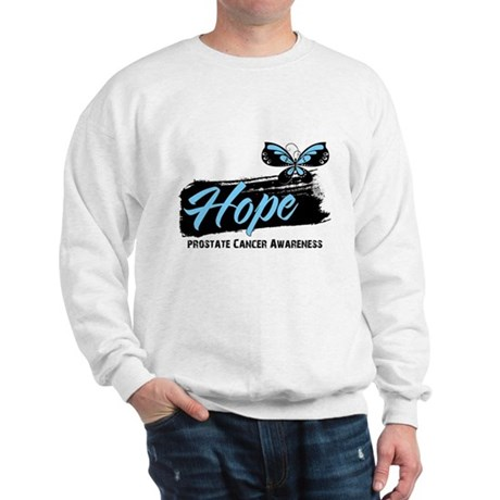 Hope - Prostate Cancer Sweatshirt