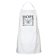 Hope Faith Prostate Cancer Apron