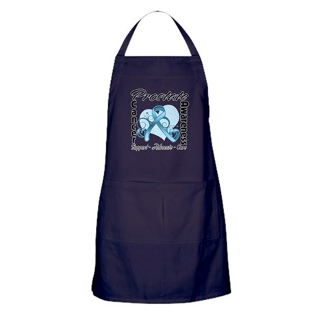 Prostate Cancer Awareness Apron (dark)
