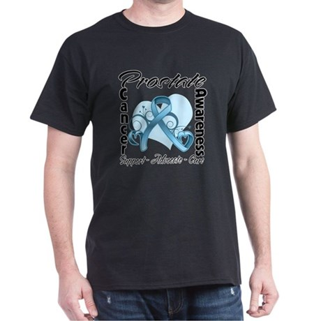 Prostate Cancer Awareness Dark T-Shirt