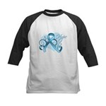 Hope Prostate Cancer Kids Baseball Jersey