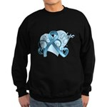 Hope Prostate Cancer Sweatshirt (dark)