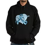 Hope Prostate Cancer Hoodie (dark)