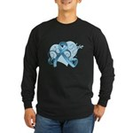 Hope Prostate Cancer Long Sleeve Dark T-Shirt