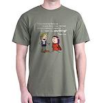 Elan: Never do anything... Dark T-Shirt