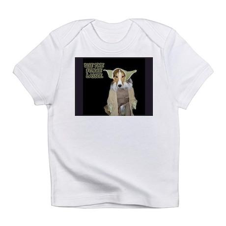 Yoda Collie Infant T-Shirt