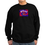 Groin Scanner In Charge Sweatshirt (dark)