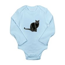 Sitting Pretty Long Sleeve Infant Bodysuit