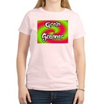 The Groin Scanner Women's Light T-Shirt