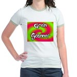 The Groin Scanner Jr. Ringer T-Shirt