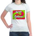 The Groin Scanner Jr. Ringer T-Shirt