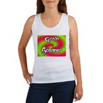 The Groin Scanner Women's Tank Top