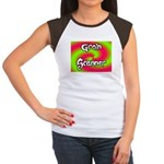The Groin Scanner Women's Cap Sleeve T-Shirt