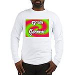 The Groin Scanner Long Sleeve T-Shirt