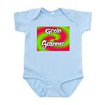 The Groin Scanner Infant Bodysuit