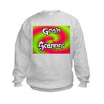 The Groin Scanner Kids Sweatshirt