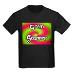 The Groin Scanner Kids Dark T-Shirt
