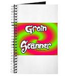 The Groin Scanner Journal