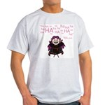 V: Evil Laugh Light T-Shirt