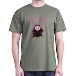 V: Evil Laugh Dark T-Shirt
