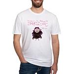 V: Evil Laugh Fitted T-Shirt