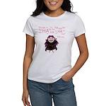 V: Evil Laugh Women's T-Shirt
